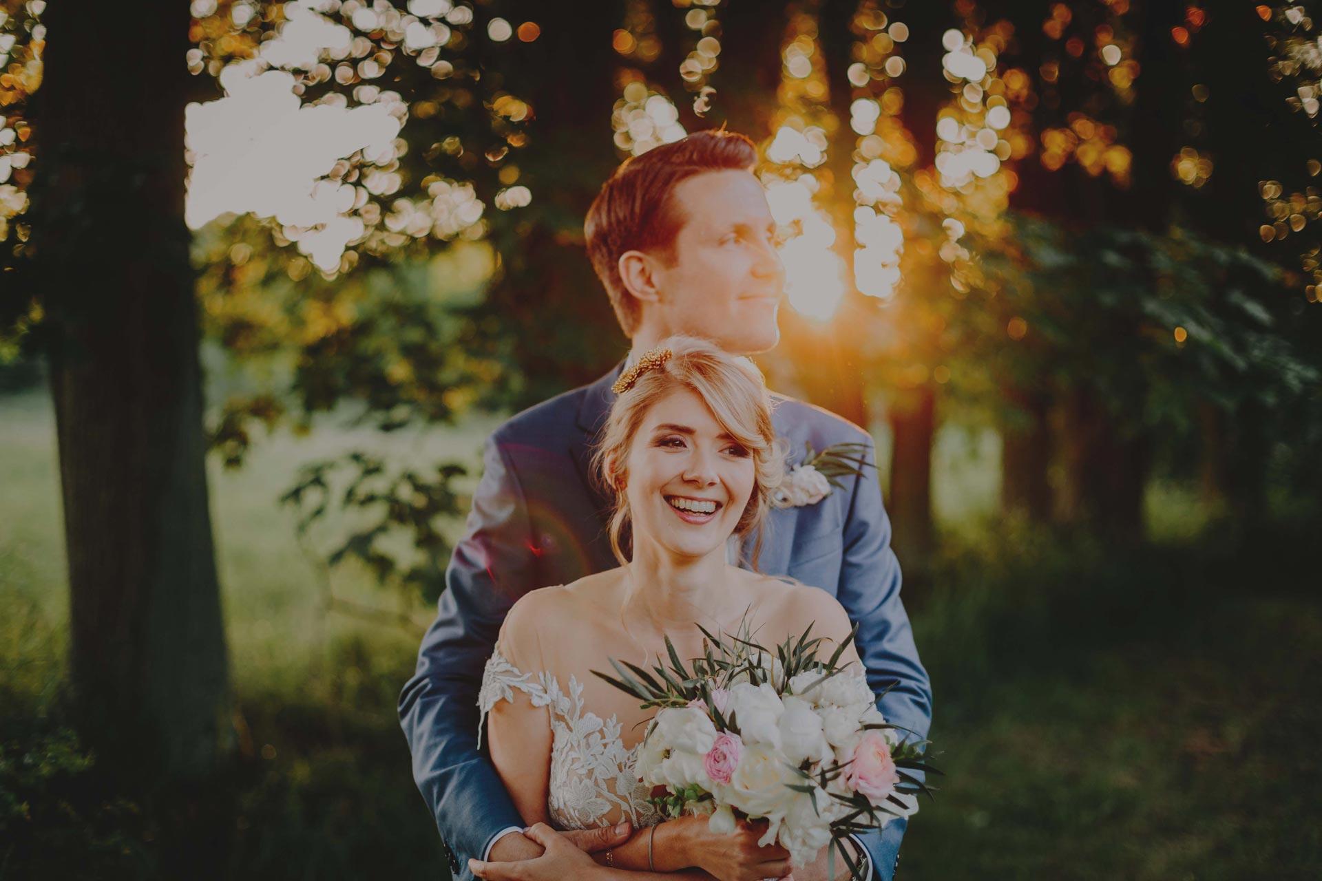 Klaudia & Eugeniusz - Sesja ślubna w Sulejowie