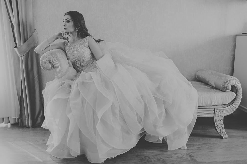 Sesja Stylizowana Glamour