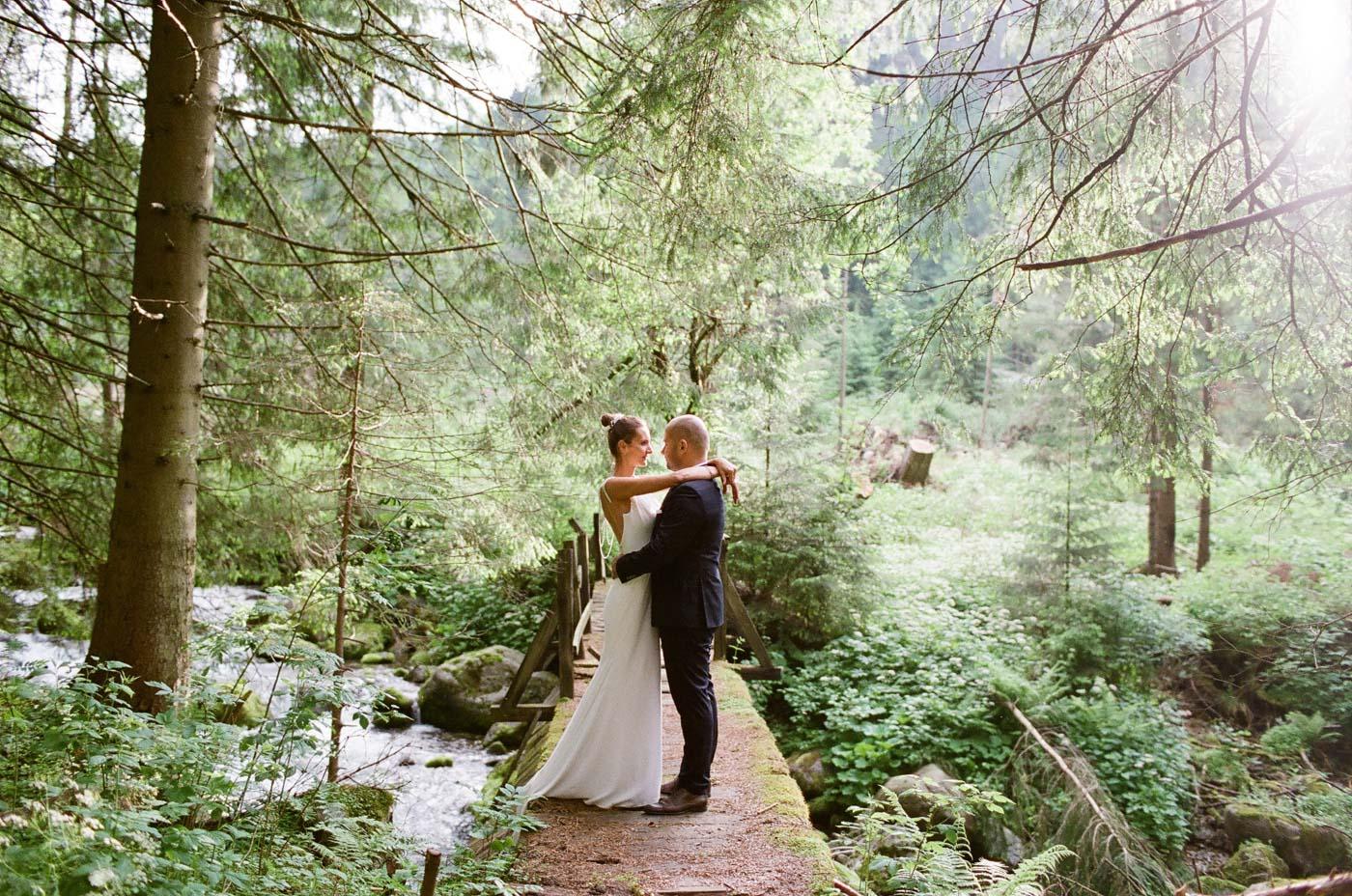 analogowa fotografia ślubna portfolio