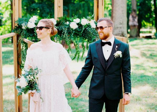analogowy reportaż ślubny marcin syska