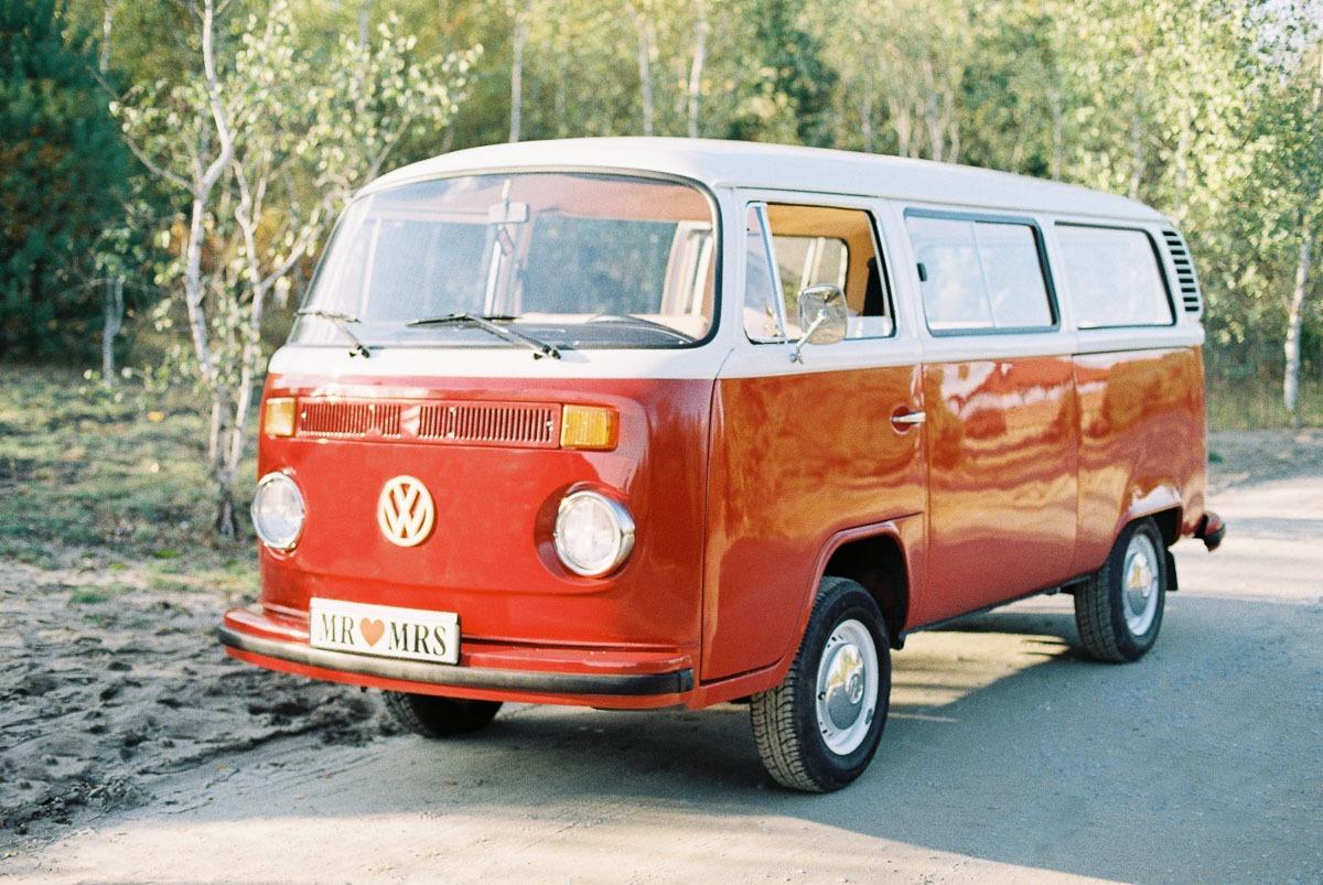 sesja Volkswagen ogórek