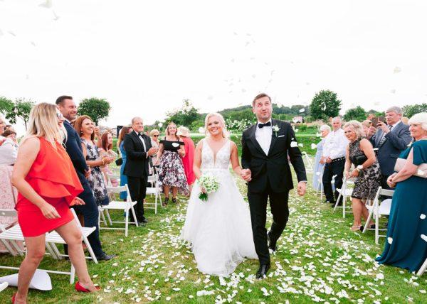 wesele w stylu glamour kielce