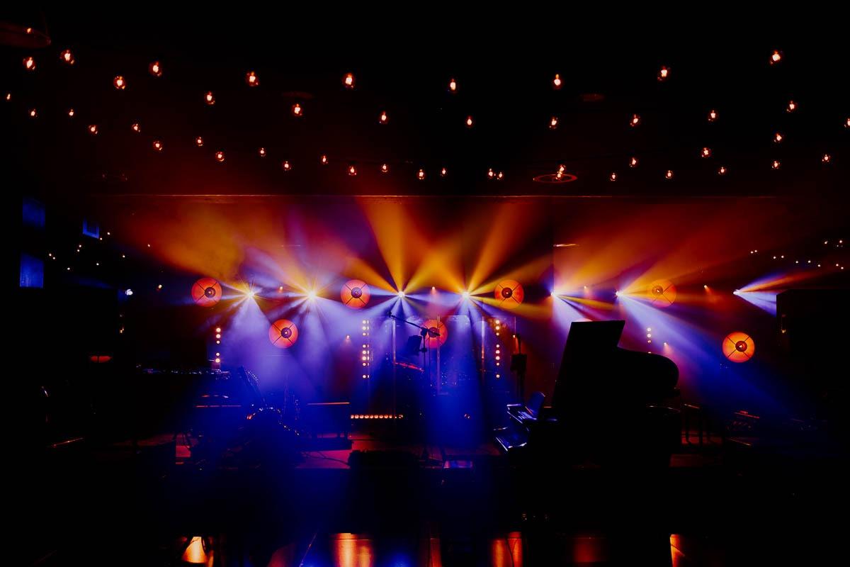 strefa światła kielce dekoracja sceny