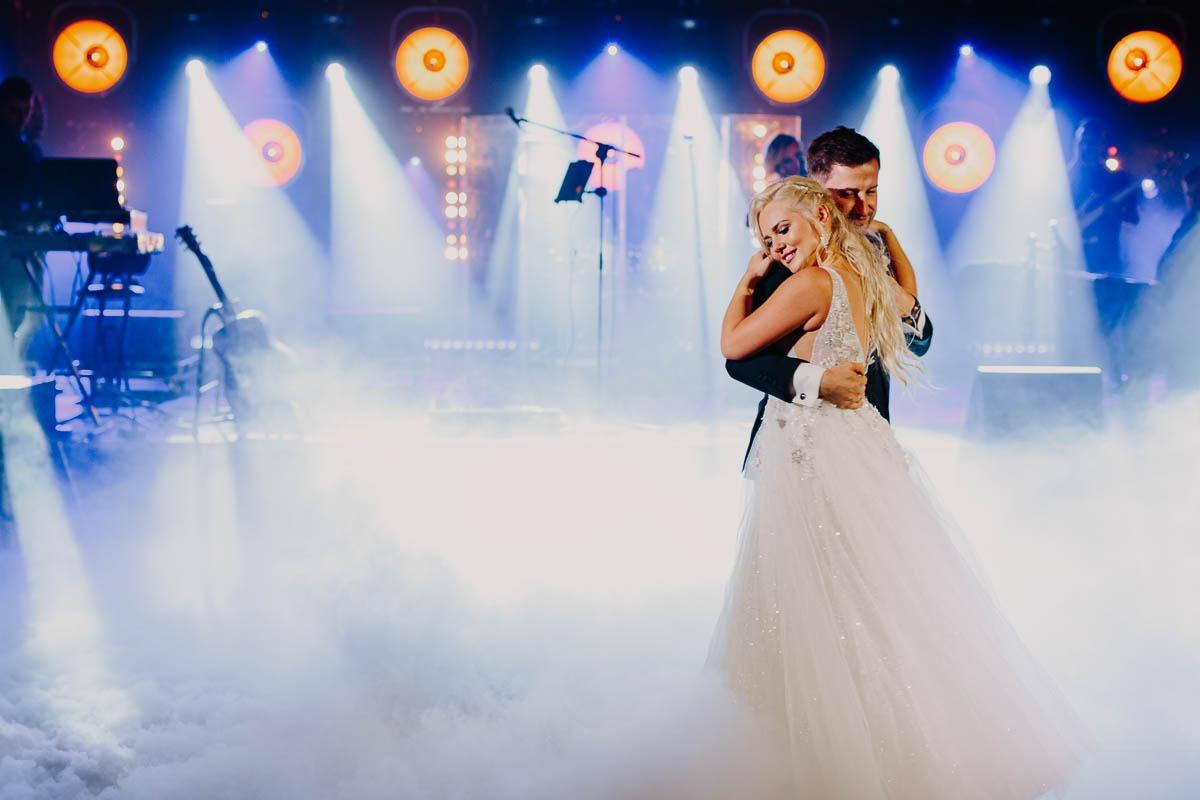 wesele glamour kielce pierwszy taniec
