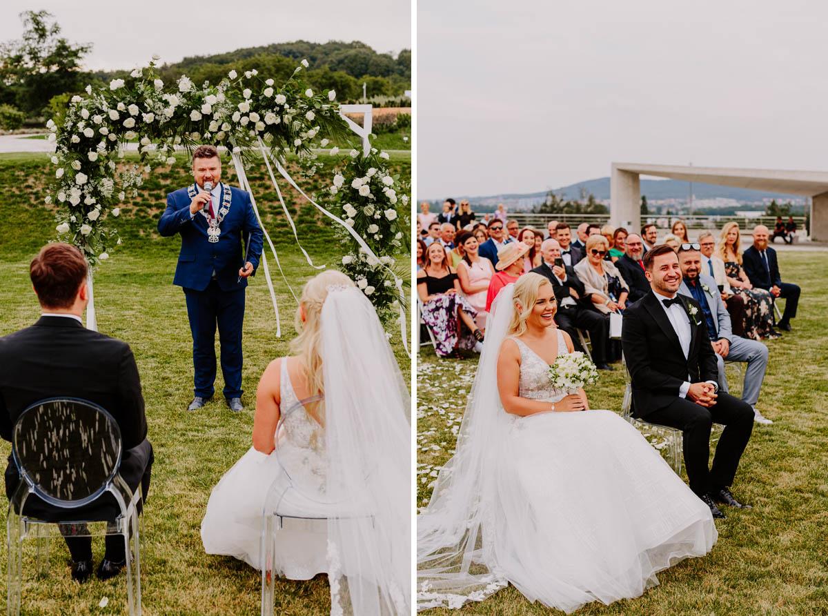 ślub cywilny w plenerze kielce