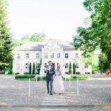 Sylwia & Richard - Pałac Pstrokonie - Ślub Plenerowy